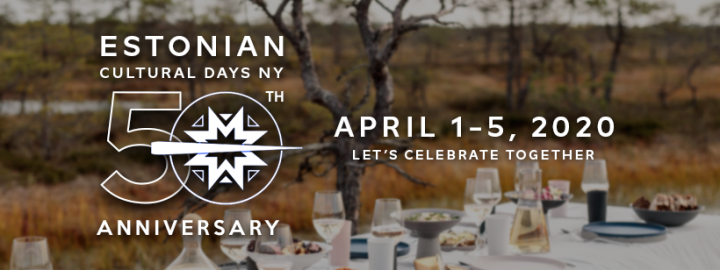 Estonian Cultural Days in New York 2020